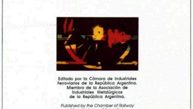 Photo of Catalogo de la industria ferroviaria Arg. 1987