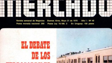 Photo of Mercado – El Debate de los Ferrocarriles