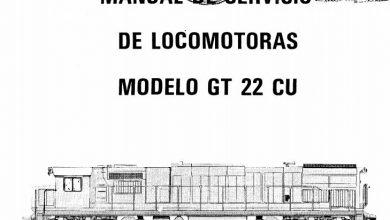 Photo of Manual de Servicio  GT22 CU