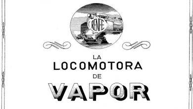 Photo of Renfe – La locomotora de vapor