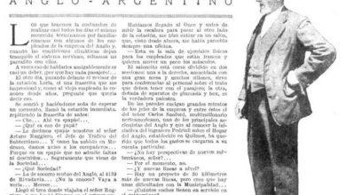 Photo of Caras y Caretas La empresa del Anglo – Argentino