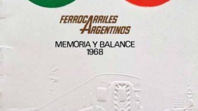 Photo of FA – Memoria y Balance 1968