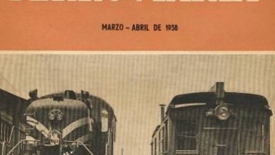 Photo of Ingeniería Ferroviaria Mar -Abr 1958