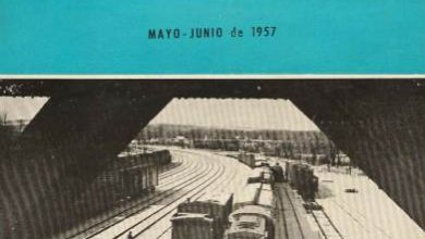 Photo of Ingeniería Ferroviaria – 1957