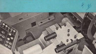 Photo of Ingeniería Ferroviaria Nov – Dic 1960