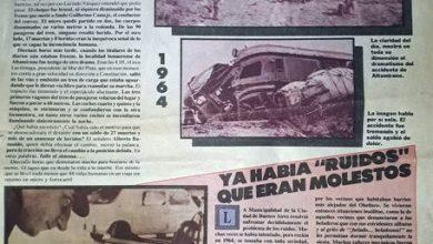 Photo of Crónica Los Rieles de la Muerte – 1964