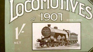 Photo of Locomotives of 1907