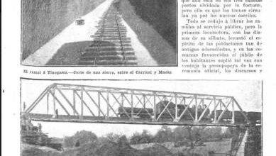 Photo of Catamarca hacia el progreso – Caras y Caretas 1911