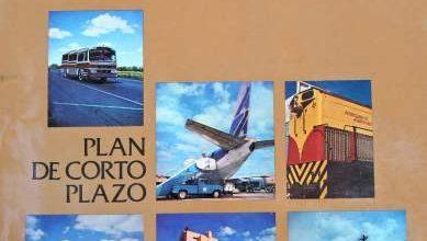 Photo of Plan Nacional de Transporte a corto plazo – 1979