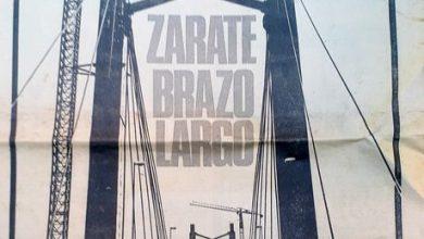 Photo of Zarate Brazo Largo – Suplemento Clarín  1977
