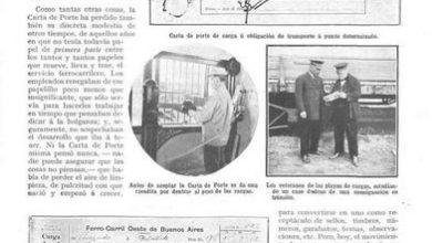 Photo of La vida de una Carta de Porte en Caballito Cargas