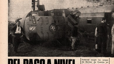 Photo of La tragedia del paso a nivel Rosario 1967