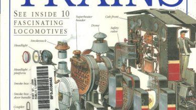Photo of Libro – Conocé el interior de las locomotoras