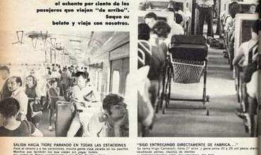 Photo of Tomamos por asalto el tren de las 8:44 a Tigre