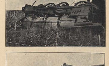 Photo of Accidente en Mar del Plata Dic. 1927