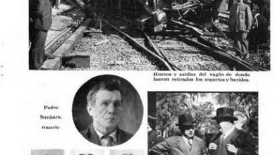 Photo of La catástrofe del F.C.C.A -1926