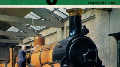 Photo of Railway Magazine – Febrero 1966