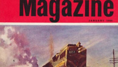 Photo of Railway Magazine – Enero 1966