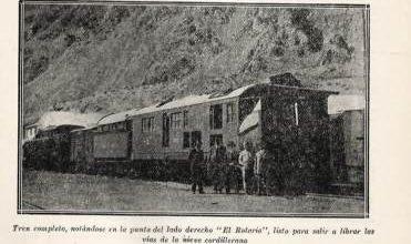 Photo of Clausura tráfico del Trasandino – 19 abril 1932