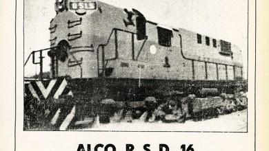 Photo of Manual de averías Alco RSD 16