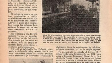 Photo of Historia del FCC de Bs As y Compañia de Tranvias Lacroze