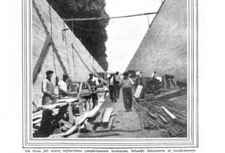 Photo of Excavación Línea B – 1929