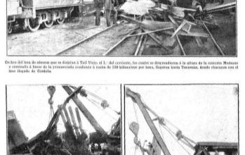 Photo of Accidentes varios en 1912
