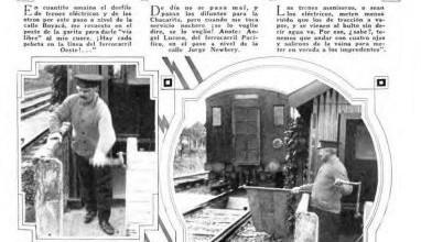 Photo of De la vida de los Guardabarreras – 1929