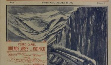 Photo of N°1 Revista mensual del B.A.P – 1917