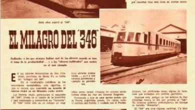 Photo of El milagro del 346 – 1955