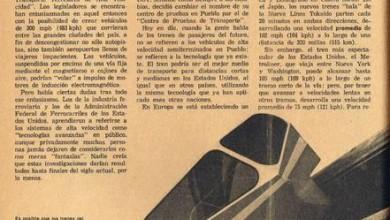 Photo of Los trenes del futuro – 1976