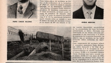 Photo of Accidentes varios entre 1963 y 1979
