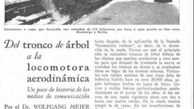 Photo of Notas varias sobre los ferrocarriles alemanes 1935-1936