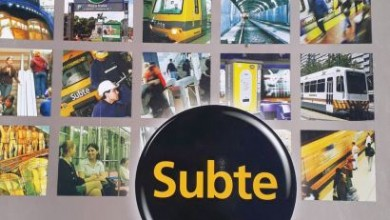 Photo of Material institucional Metrovias – 2005