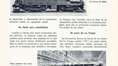 Photo of La Baldwin diesel-eléctrica para maniobras