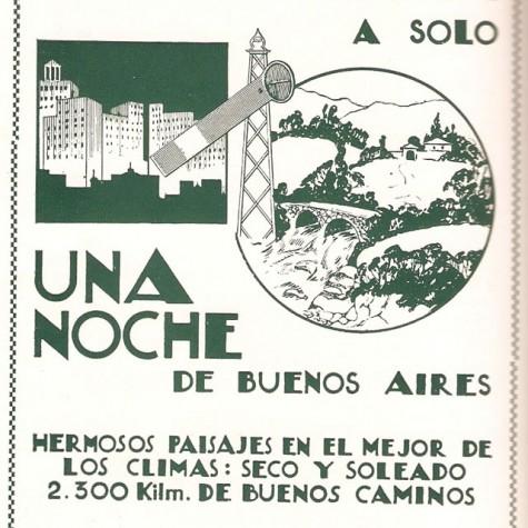 FerrocarrilCentralArgentino-publicidad-SierradeCordobasolonanoche--publicidad-Guia_Nacional_de_Turismo_1933-Coleccion_Alex_Monsalve