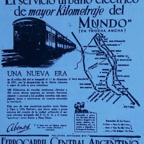 Servicio Electrico Central Argentino