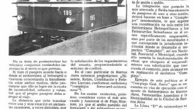 Photo of Subtes y la transferencia de pax. con los ferrocarriles