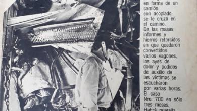 Photo of El tren de la muerte y la historia del hombre que desato la tragedia
