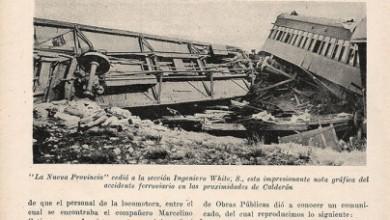 Photo of Accidente cerca de Calderón FCS y en Vía Beázley BAP- 1940