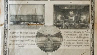 Photo of Compendio de artículos ferroviarios entre 1910 y 1922