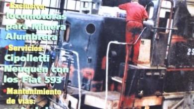 Photo of Revista Realidad Ferroviaria N° 1
