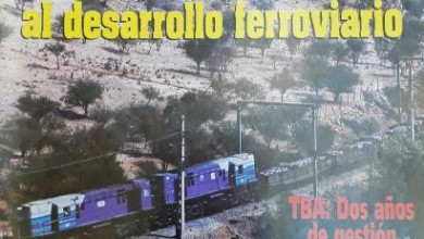 Photo of Revista Realidad Ferroviaria N° 3
