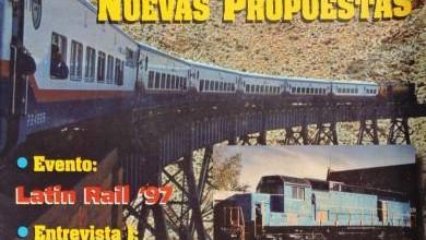 Photo of Revista Realidad Ferroviaria N° 2