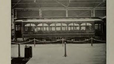 Photo of Tranvías Brill en la compañía Lacroze.