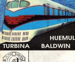 Photo of Revista Ferroclub N° 24 El Huemul – Baldwin – Turbina a vapor