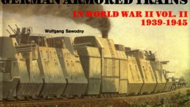 Photo of Trenes blindados alemanes Vol.2
