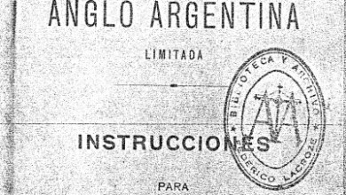 Photo of Manual del Motormen Compañía de tranvías Anglo Argentina