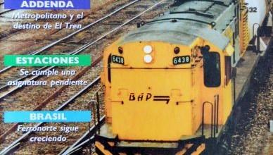 Photo of Revista Realidad Ferroviaria N° 15