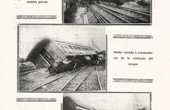 Photo of Clipping de accidentes década del 30